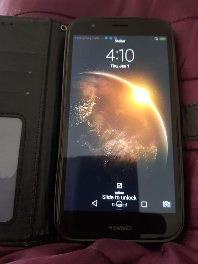 Huawei G8 de segunda mano por 110 € en El Toscal en WALLAPOP