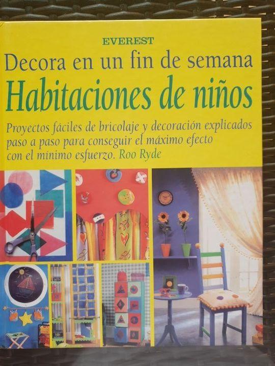 Libro de decoración para habitaciones de niños de segunda ...