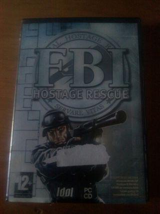 Videojuego Pc - FBI Hostatge Rescue