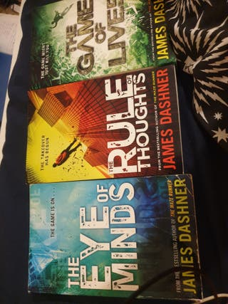 the eye of minds trilogy