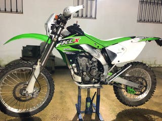 Kawasaki klr klx 450