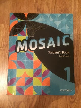 Libro Mosaic 1 Students Book