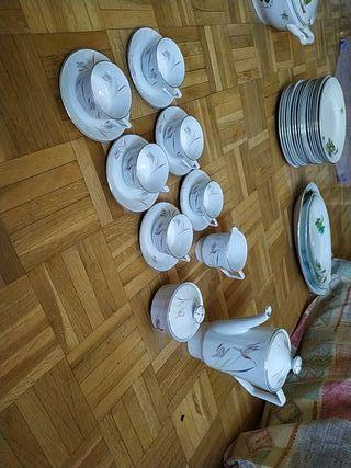 Juego café Vintage Pontesa
