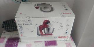 Robot Mum bosch 5 roja con vaporera de regalo