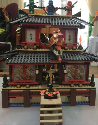 Templo de ninjago