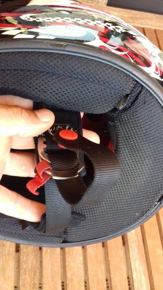 casco FOX V2 PILOT/ Gafas FOX