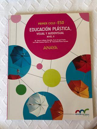 Libro plástica Anaya