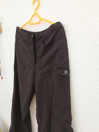 9f568cf9eb Pantalones trekking de segunda mano en Barcelona en WALLAPOP