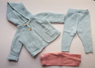 conjunto ropa de 3 a 6 meses