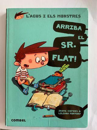 Libro Arriba el Sr. Flat!