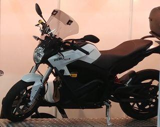 Moto 100% Eléctrica Zero Motorcycles SR 2018