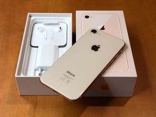 IPhone 8 Gold dorado +Garantía