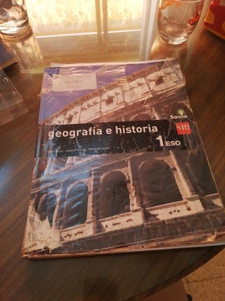 Libro de Geografía e Historia 1 ESO