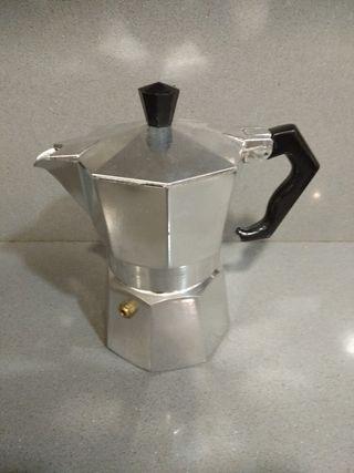 Cafetera express italiana 2 tazas