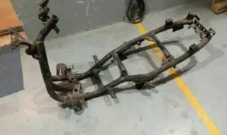 chasis de yamaha aerox