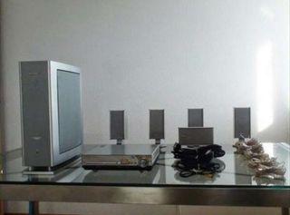 Home cinema 5.1 Panasonic