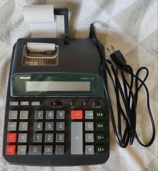 Calculadora eléctrica OLIVETTI