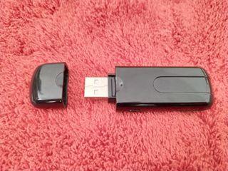 USB Espia Oculta con detector Movimiento