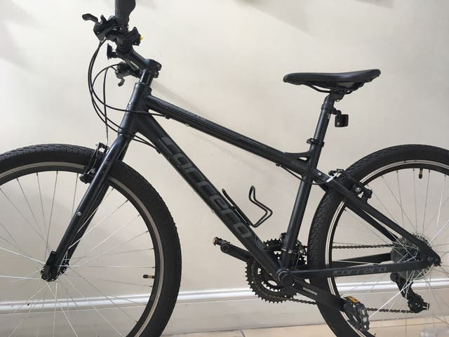 Carrera Axle Men's Hybrid Bike