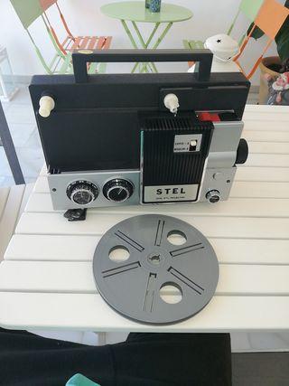 Proyector cine antiguo
