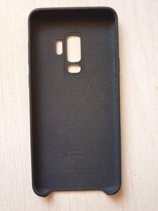 Silicone Cover S9+ - Funda de silicona S9+