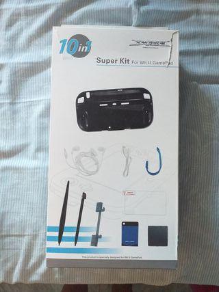 kit para la Wii U