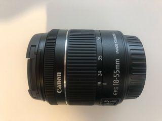 18-55 Canon NUEVO