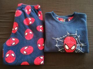 Pijama niño Spiderman 4-5 años