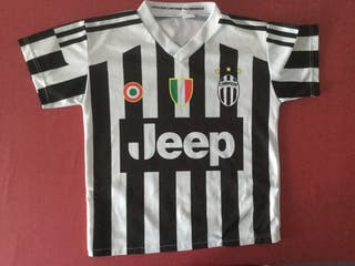 Camiseta niño Juventus buen estado. Talla 8.
