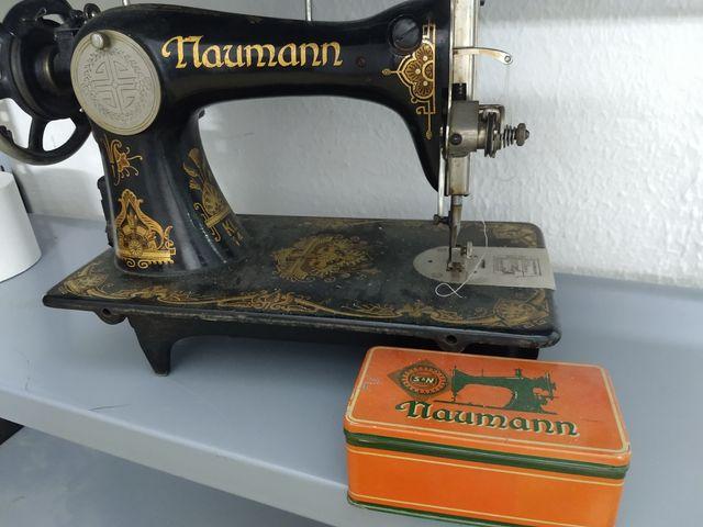 Maquina de coser de segunda mano por 55 € en Barcelona en