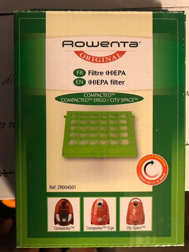 Filtro Hepa Rowenta original