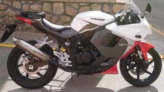 Hyosung GTR 125 del 2017