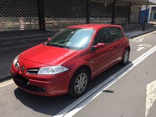 Renault Megane Aunthentique 1.4 16v 2008
