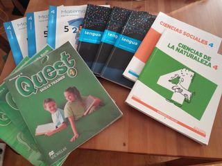 Lote libros 4°primaria. Pedro Antonio de Alarcón