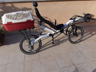 bicicleta reclinada