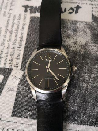 Reloj Calvin Klein.
