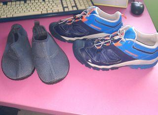 863136f1 Zapatillas para niño de segunda mano en Jerez de la Frontera en WALLAPOP