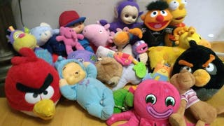 Lote peluches