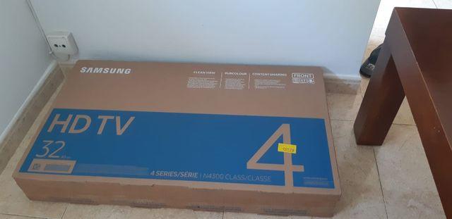 """tv Samsung """"NUEVA"""" Precio original 219€"""