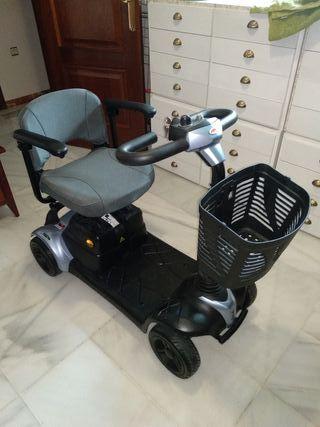 Scooter a batería Apex