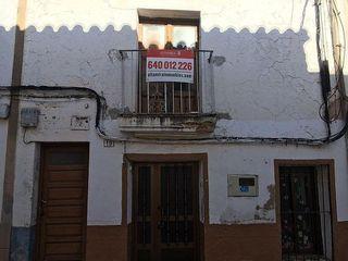 Casa en venta en San Vicente de Alcántara