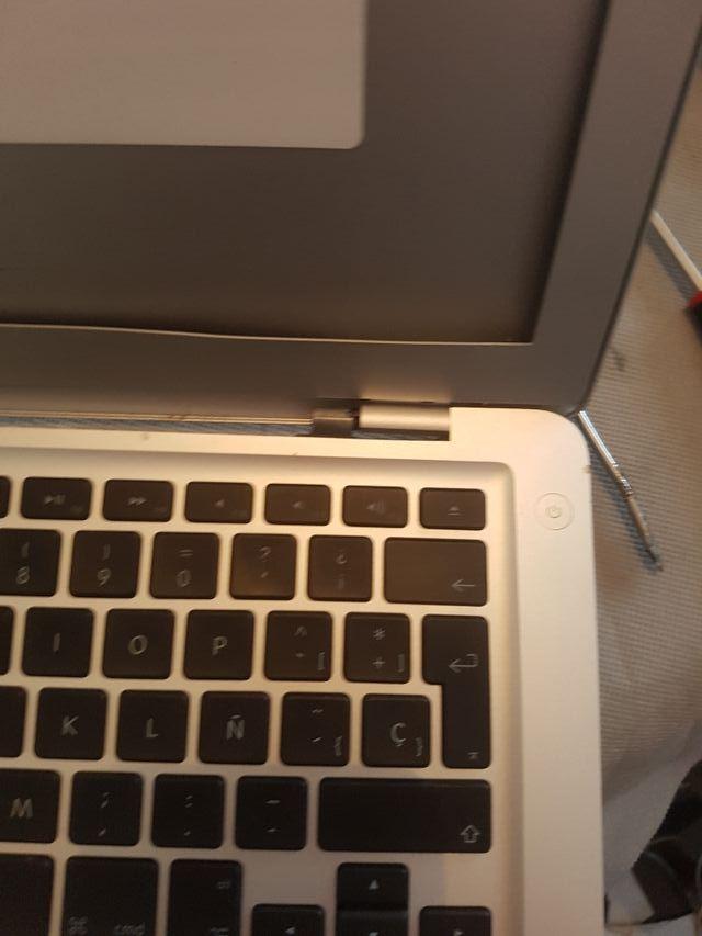 ordenador portatil MacBook