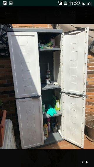 armario exterior