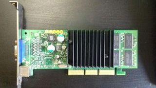 Tarjeta Gráfica AGP nVidia Geforce 4 MX440