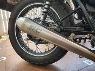 Escape SC Project Kawasaki W800