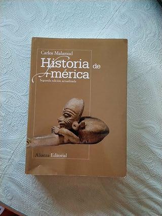 Libro UNED Historia de América