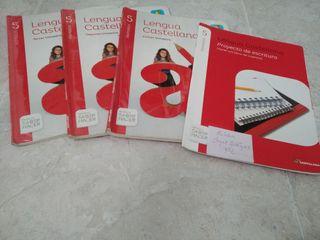 Lote de Libros 5 primaria