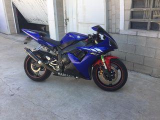 Yamaha R1 2002/03