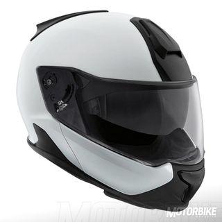 Casco System 7 Blanco BMW Motorrad