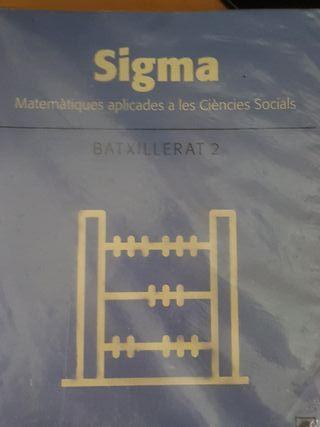 Matematiques 2 Ciencies socials